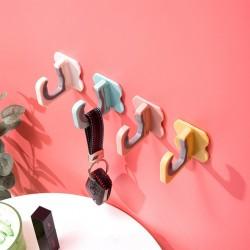 壁掛式掃具掛勾 創意多功能廚房浴室掛架 多功能拖把掛勾 置物掛鉤
