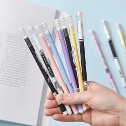 創意搞怪文字中性筆 0.5mm黑色中性筆 辦公必備黑筆 原子筆