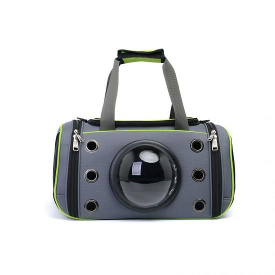 太空艙寵物包 創意透氣手提寵物包 貓咪狗狗外出必備包包