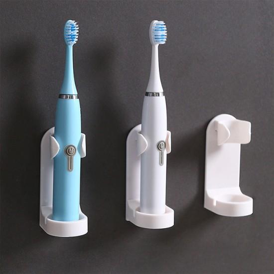 壁掛式電動牙刷架 浴室必備電動牙刷收納架 壁掛式置物架 電動牙刷架子