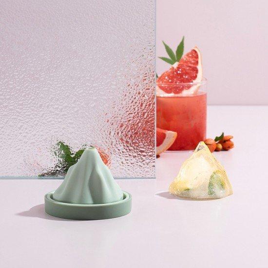 雪山造型製冰盒 加高矽膠小山造型製冰盒 創意冰山造型製冰模
