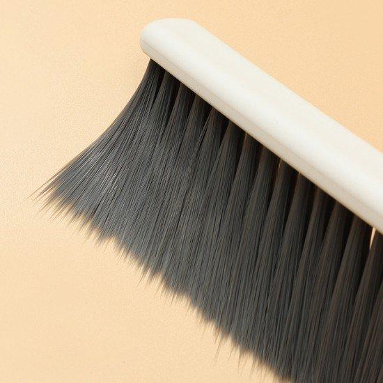 簡約多功能除塵刷 長柄除塵軟毛刷 臥室地毯靜電除塵刷 靜電床刷
