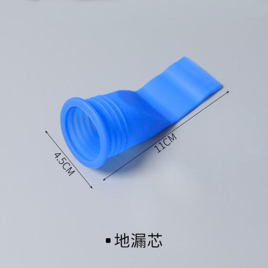 排水口防臭矽膠塞 下水道防臭密封圈 浴室廚房排水口必備矽膠圈