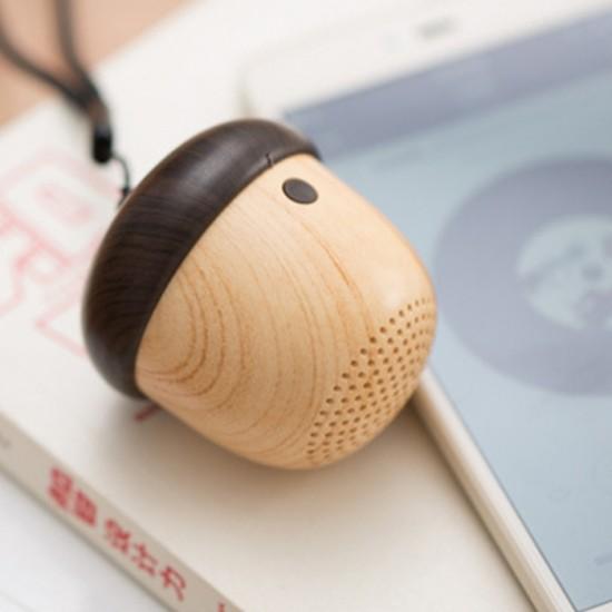 松果造型藍芽喇叭 復古造型戶外藍芽音箱 可愛松果造型無線藍芽喇叭
