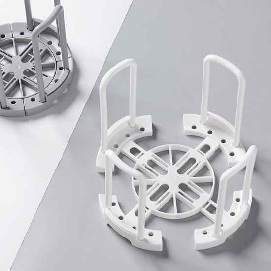 伸縮式瀝水碗架 廚房必備碗盤瀝水架 可調整大小瀝水架 置物架