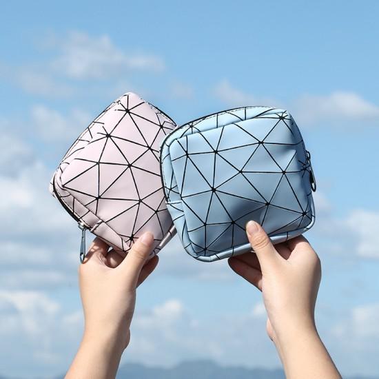 質感衛生棉收納包 大容量方形衛生棉收納包 隨身包 生理期必備小包包