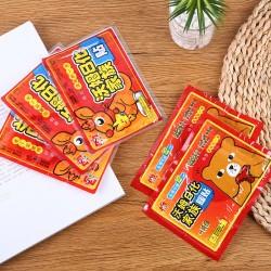創意袋鼠貼式暖暖包 貼式暖暖貼 保暖發熱貼 10片裝