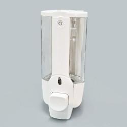 壁掛式手動按壓給皂機 手壓式壁掛給皂機 洗手液按壓瓶 洗手乳按壓罐