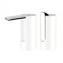 創意摺疊桶裝水抽水器 居家外出必備USB充電摺疊抽水器 一鍵按壓桶裝水水龍頭