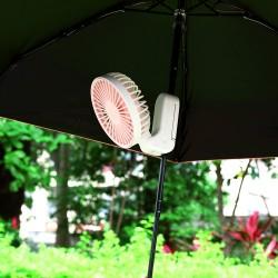 創意迷你USB風扇 新款折疊夾式電風扇 三段風速手持風扇
