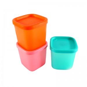 迷你多功能調味料盒 調味料收納盒 230ml保鮮盒