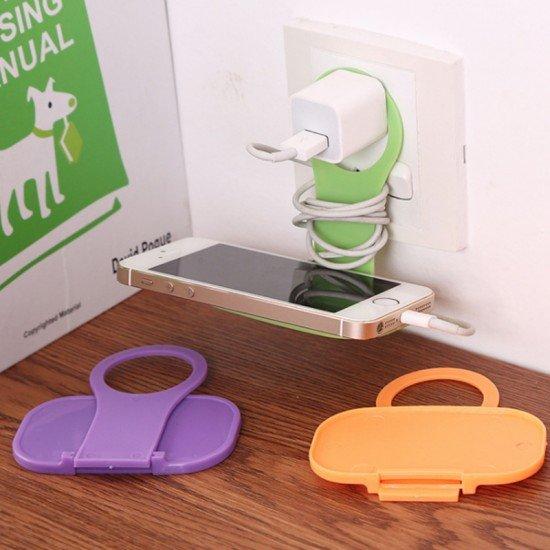 創意手機充電支架 手機充電座