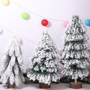 浪漫純白雪花聖誕樹 裝飾聖誕樹 聖誕節佈置